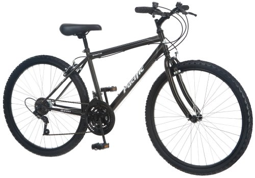 Read About Pacific Stratus Men's Mountain Bike (26-Inch Wheels)
