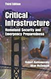 img - for Critical Infrastructure: Homeland Security and Emergency Preparedness, Third Edition 3rd edition by Radvanovsky, Robert S., McDougall, Allan (2013) Hardcover book / textbook / text book