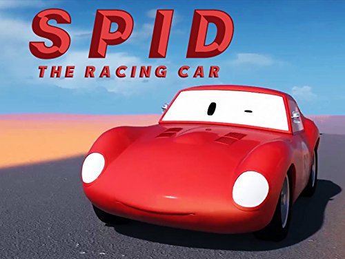 Spid the racing car