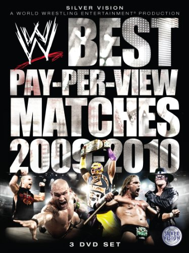 WWE - Best Pay-Per-View Matches 2009-2010 [3 DVDs]