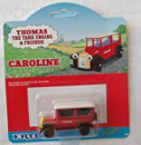 Thomas the tank & friends CAROLINE
