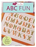 I Love Cross Stitch ABC Fun: 9 Picture Alphabets for Kids
