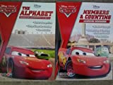 img - for Disney*Pixar Cars Alphabet & Numbers & Counting Workbook 2-Pack book / textbook / text book