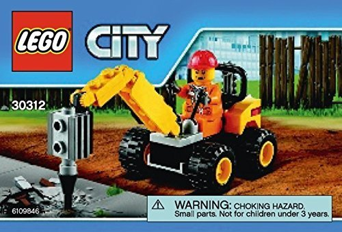 LEGO City Demolition Driller 30312 - 1