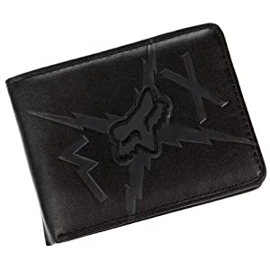Wallet Fox Big Boltz Noir