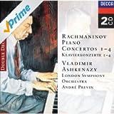 Rachmaninov: Piano Concertos Nos. 1-4 (2 CDs)