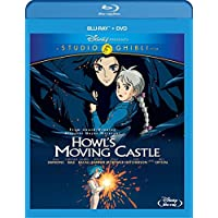 Howl's Moving Castle Two-Disc Combo (Blu-ray/DVD)