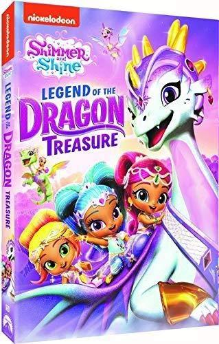 DVD : Shimmer & Shine: Legend Of The Dragon Treasure