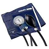 Veridian 02-1102 Aneroid Sphygmomanometer, Large Adult
