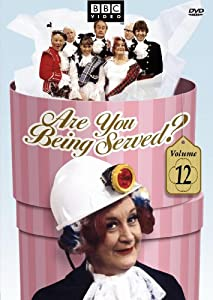 Are You Being Served?, Vol. 12 by BBC Home Entertainment