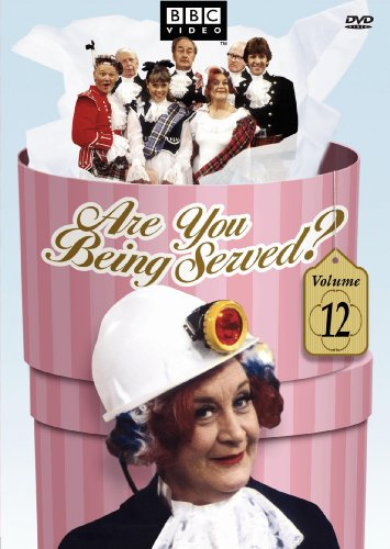 Cover art for  Are You Being Served?, Vol. 12