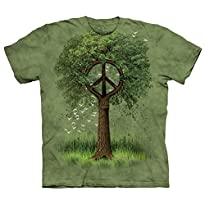 The Mountain Roots Of Peace T-Shirt
