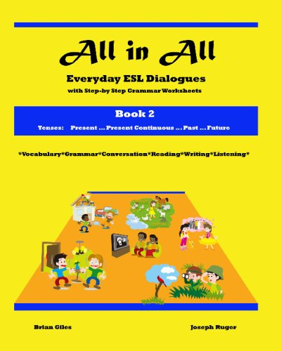 All in All (Book 2): Tenses: Volume 2