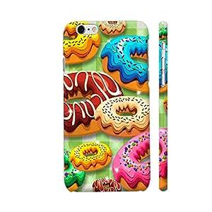 Colorpur Donuts Party Time Artwork On Apple iPhone 6 / 6s Cover (Designer Mobile Back Case) | Artist: BluedarkArt
