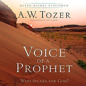 Voice of a Prophet Audiobook