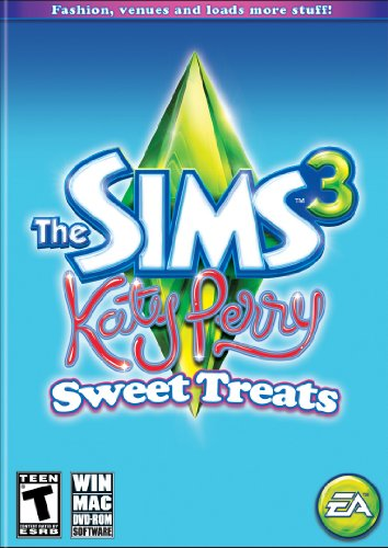 The Sims 3: Katy Perry Sweet Treats