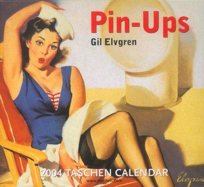 The Pin-Ups, Gil Elvgren Boxed Calendar (en anglais)