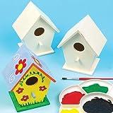 Casette per uccelli casette giardino casette per for Casette in legno abitabili arredate