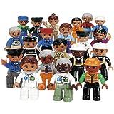 LEGO Education DUPLO Community People Set 4591516 (20 Pieces)