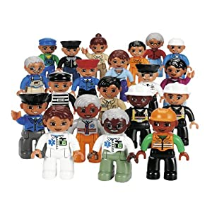 LEGO Education DUPLO Community People Set 779224 (20 Pieces) at Sears.com