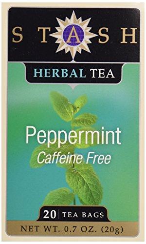 Stash Peppermint Herbal Tea, 20 Count