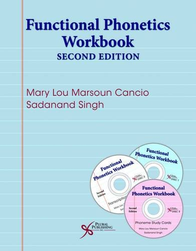Functional Phonetics Workbook, Second Edition