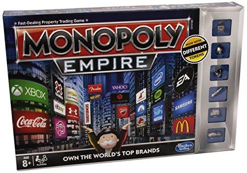 Monopoly Empire Board Game