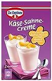 Dr. Oetker Käse-Sahne- Creme Dessert