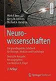 Image de Neurowissenschaften: Ein grundlegendes Lehrbuch für Biologie, Medizin und Psychologie