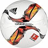 adidas Herren Fußball Torfabrik Junior 350, white/solar red/black/solar orange, 5, S90209