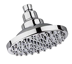 Culligan RDSH-C115 RainDisc Showerhead with Filter, Chrome Finish by Culligan