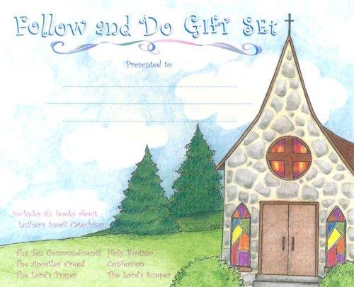 Follow and Do Gift Set, Joni Walker
