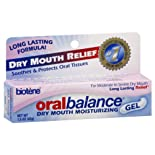 Biotene Oral Balance Dry Mouth Moisturizer, Gel, 1.5 oz.
