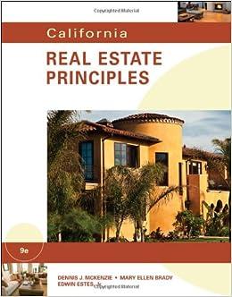 California real estate salesperson exam prep