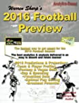 Warren Sharp's 2016 Football Preview