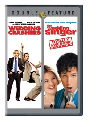 Wedding Singer, The / Wedding Crashers (Rated)(DBFE)