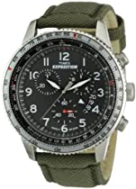 Timex T49823 Mens Expedition Chronograph Green Watch [Watch]