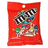 M&M Peanut Butter Bag 144g (Pack of 3)