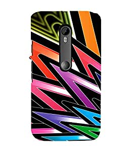 EPICCASE Sparkling Mobile Back Case Cover For Moto G 3rd Gen (Designer Case)