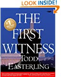THE FIRST WITNESS (Suspense thrillers and mysteries - CIA/spy novels - Conspiracy fiction best sellers)