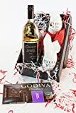 First Kiss Gift Wine Gift Set, 1 x 750 mL