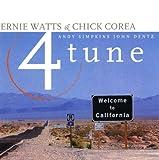 echange, troc Ernie Watts & Chick Corea - 4 Tunes