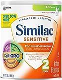 Similac Sensitive Baby Formula Powder 186 oz by Similac