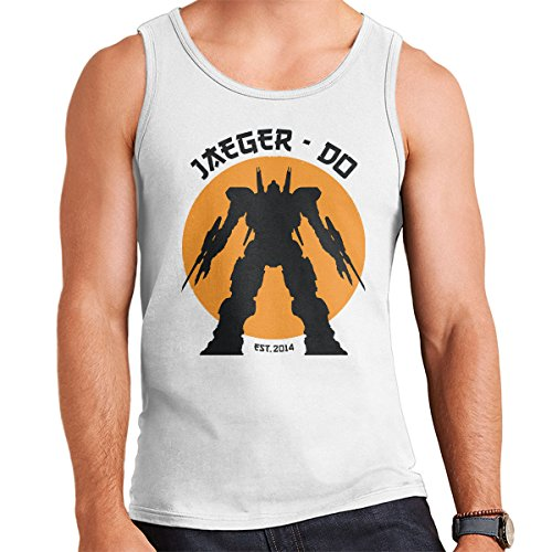 Jaeger Do Pacific Rim Karate Kid Men's Vest