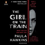 Audie Award, Audiobook of the Year, 2016 Rachel takes the same commuter train every morning. Every day she rattles down the track, flashes past a stretch of cozy suburban homes, and stops at the signal that allows her to daily watch the same couple b...
