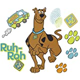 Scooby Doo Wall Stickers Decals (35 wall stickers)