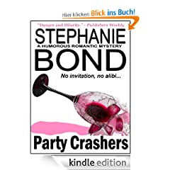Party Crashers (humorous romantic mystery)