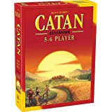 Catan Extension: 5-6 Player (Color: Multi-colored)