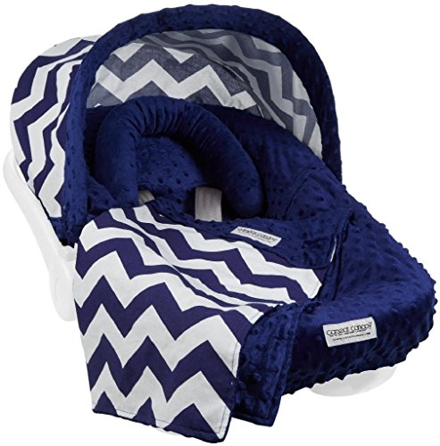 Carseat Canopy Whole Caboodle - Jagger - 1