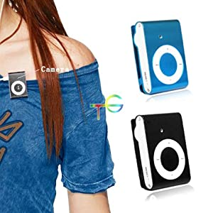 S9Q Mini MP3Hidden Camera DVR Fashion Video Recorder Player DV